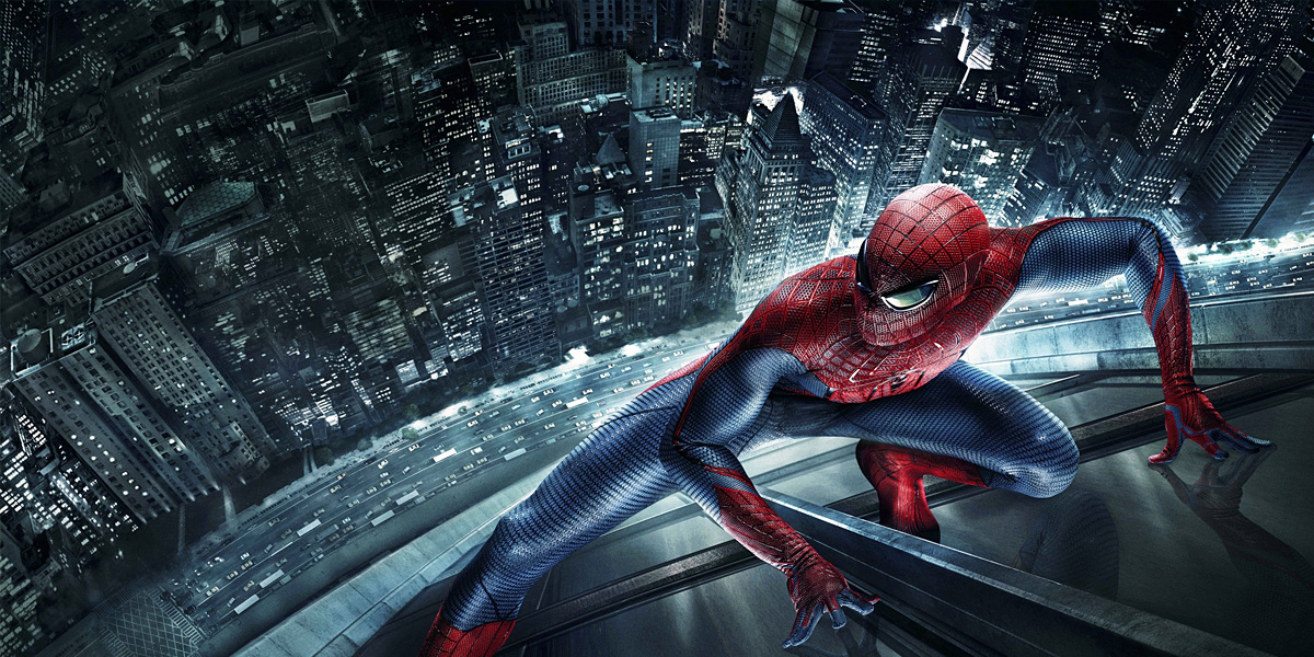 Spider man 300+ Muhteşem HD Twitter Kapak Fotoğrafları