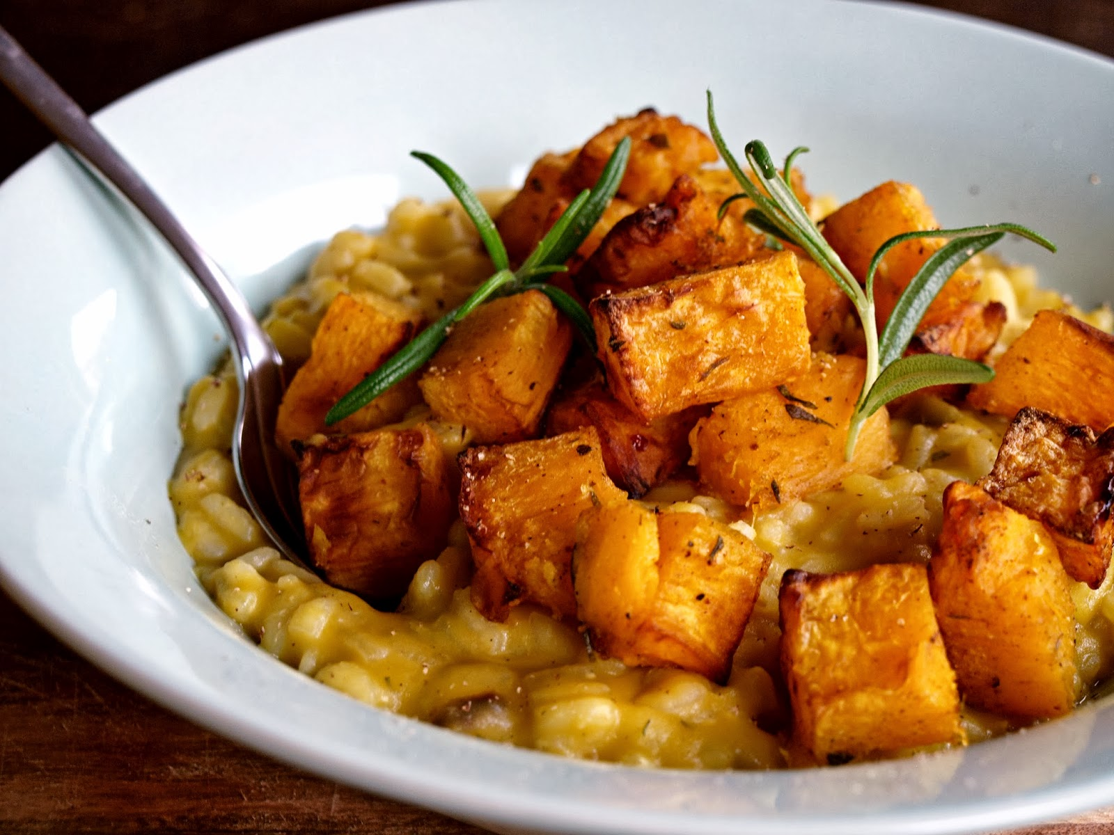 bite these goodies: Pumpkin Risotto | Dyniowe Risotto