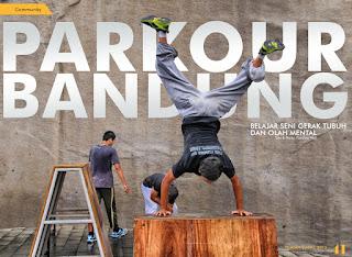 "E-Magazine DLAJAH #01 April 2013 ""Urban Activity"""