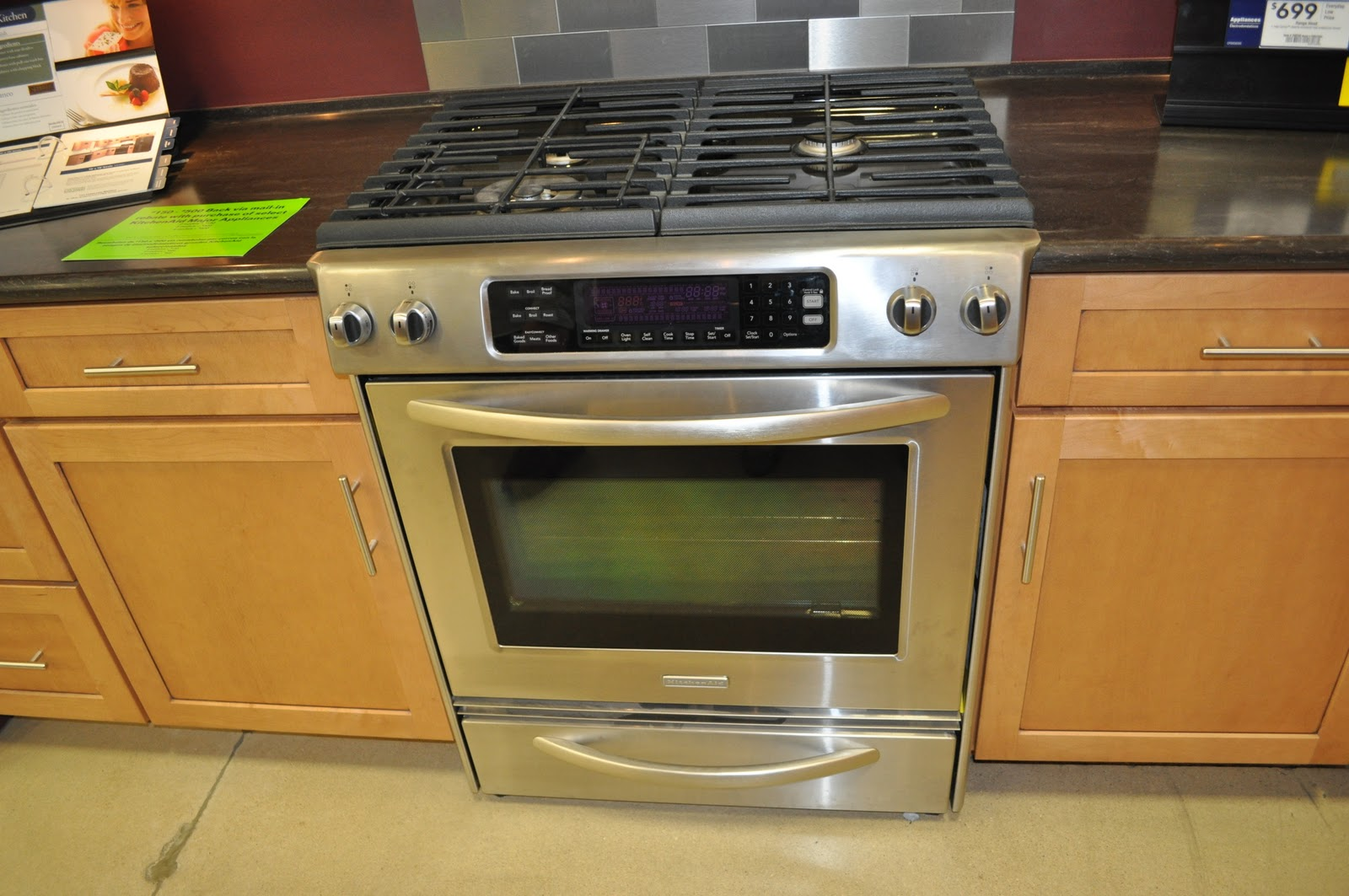 buying a house need some gas range recs bumping