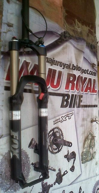 Jual Fork Fox Talas 32 Travel 150-130-110