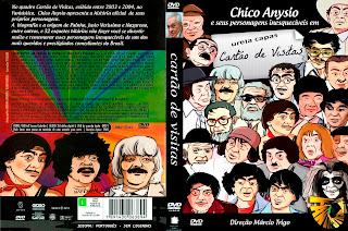 Chico Anysio Cartão de Visitas DVDRip XviD Nacional 32333