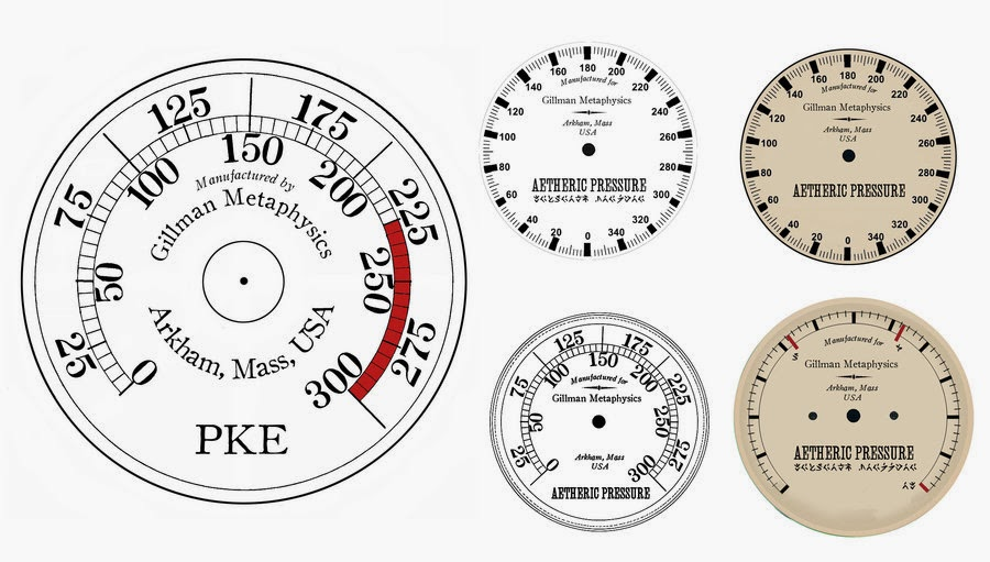 Dieselpunk gauges on pinterest gauges ebay and cyberpunk - Steampunk pressure gauge ...