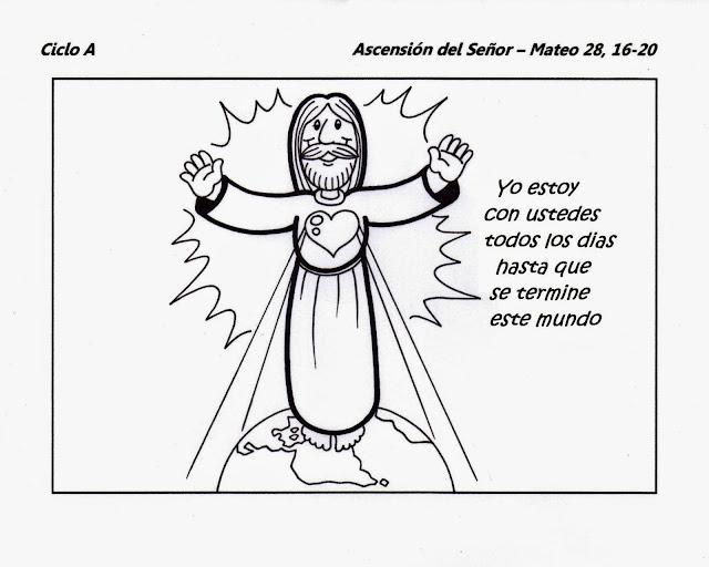 Parroquia La Inmaculada: Recursos La Ascensión del Señor 1