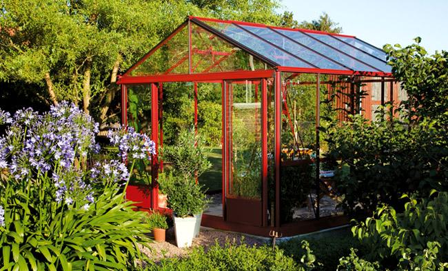 Vitfärg och Kompost Trädgårdsfunderingar