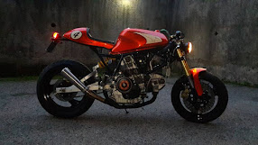 La prima Cafe Racer targata ilducatista.com