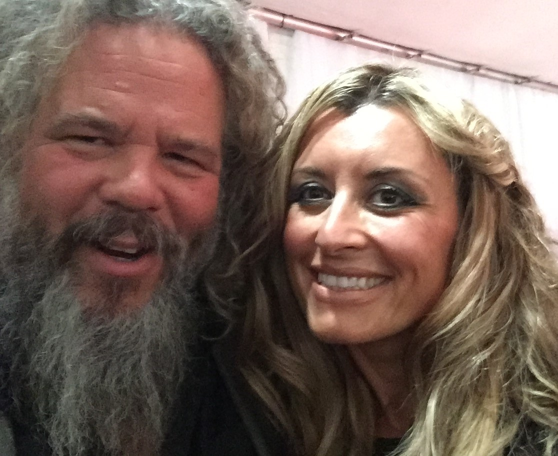 "Mark Boone of ""Sons of Anarchy"""
