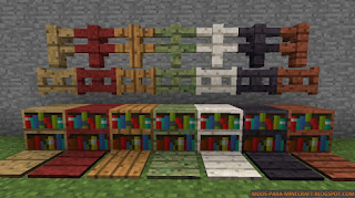 WoodStuff Mod para Minecraft 1.7.10