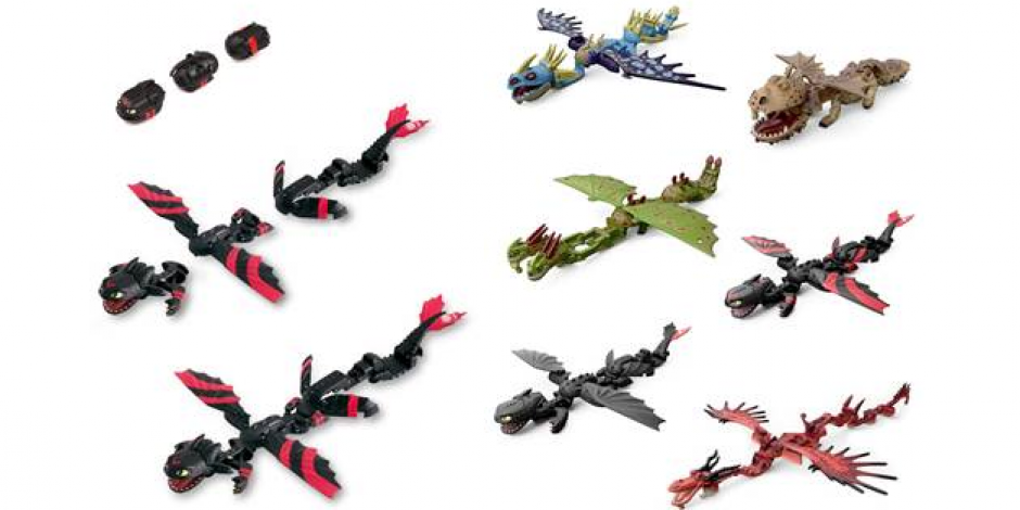 Morpho Pods, interactive toys, toys, Fuhu, How to train your dragon