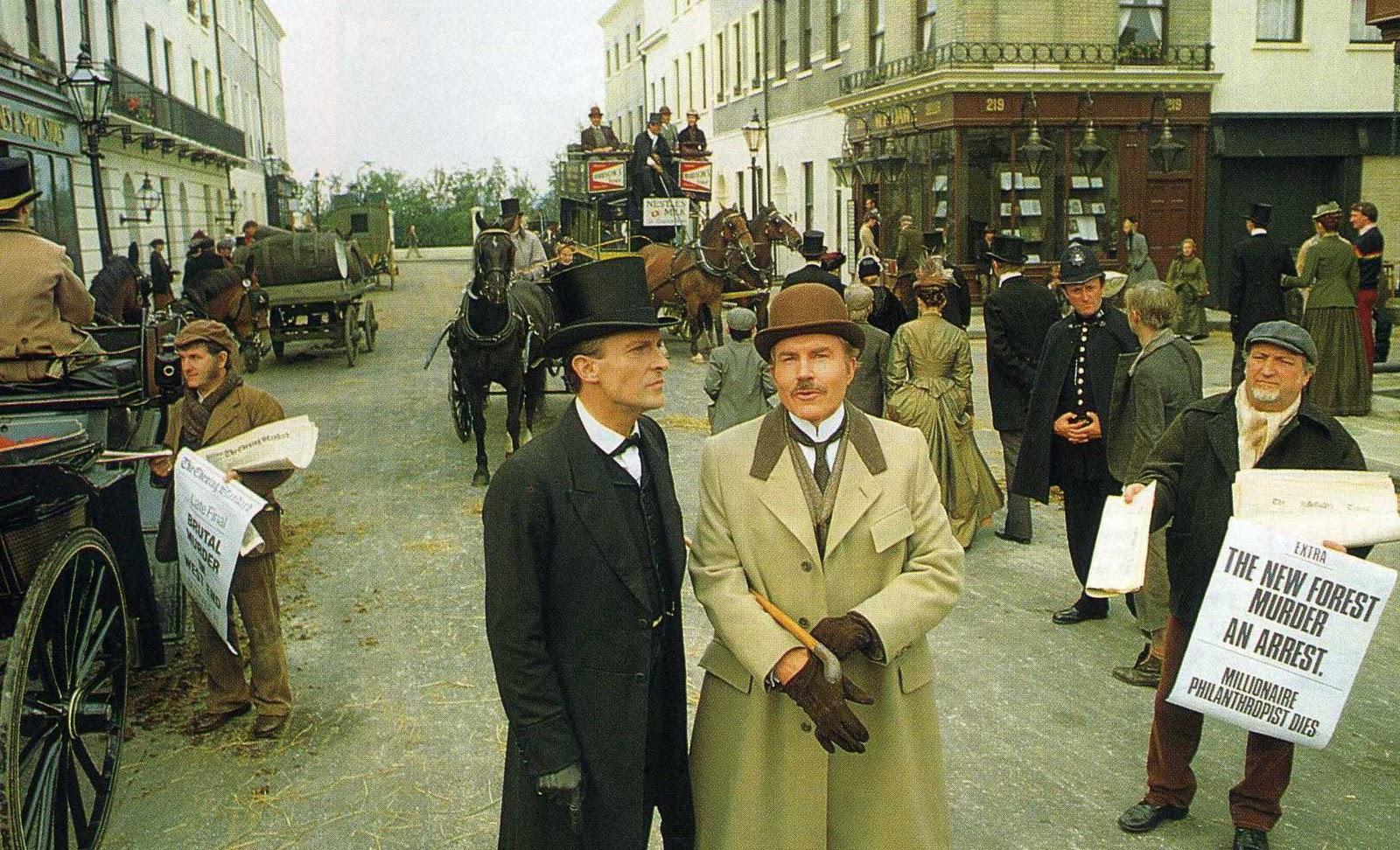 The Games Afoot The Adventures Of Sherlock Holmes Kool Tv