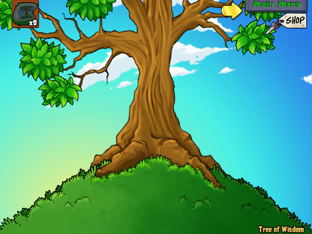 Aldy Setya: Get Tree Of Wizdom Plants VS Zombies