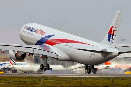 Malaysia Airline..... Debris Spotted?