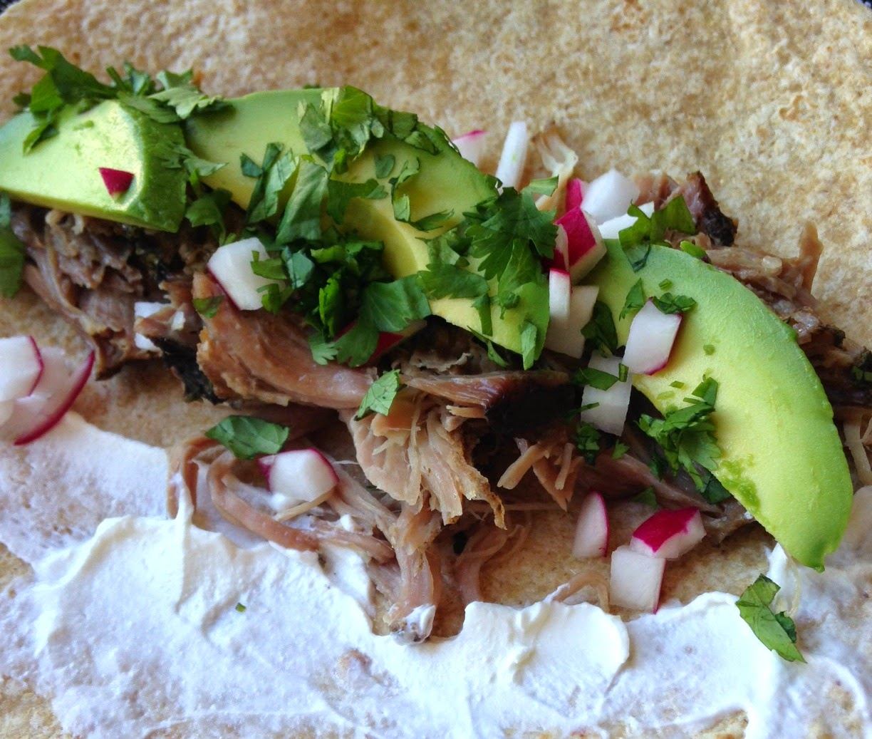 The best recipe for Carnitas by The Noshery