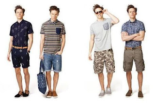 Fashion Trends Summer 2013 Men