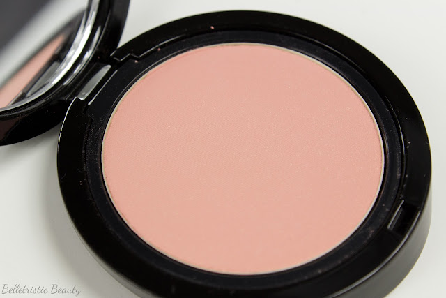 Giorgio Armani Skin 502 Cheek Fabric Sheer Blush Transparent in studio lighting