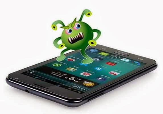Cara Mengetahui HP Android Terkena Virus