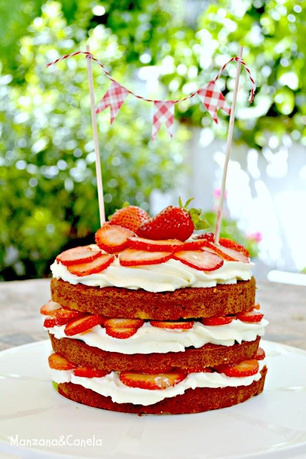 Delicias que te harán perder la razón: 8 postres y tartas con fresas