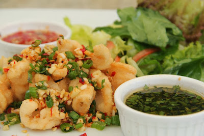 Crispy Calamari - Xander's The 5 best cafes in Karachi