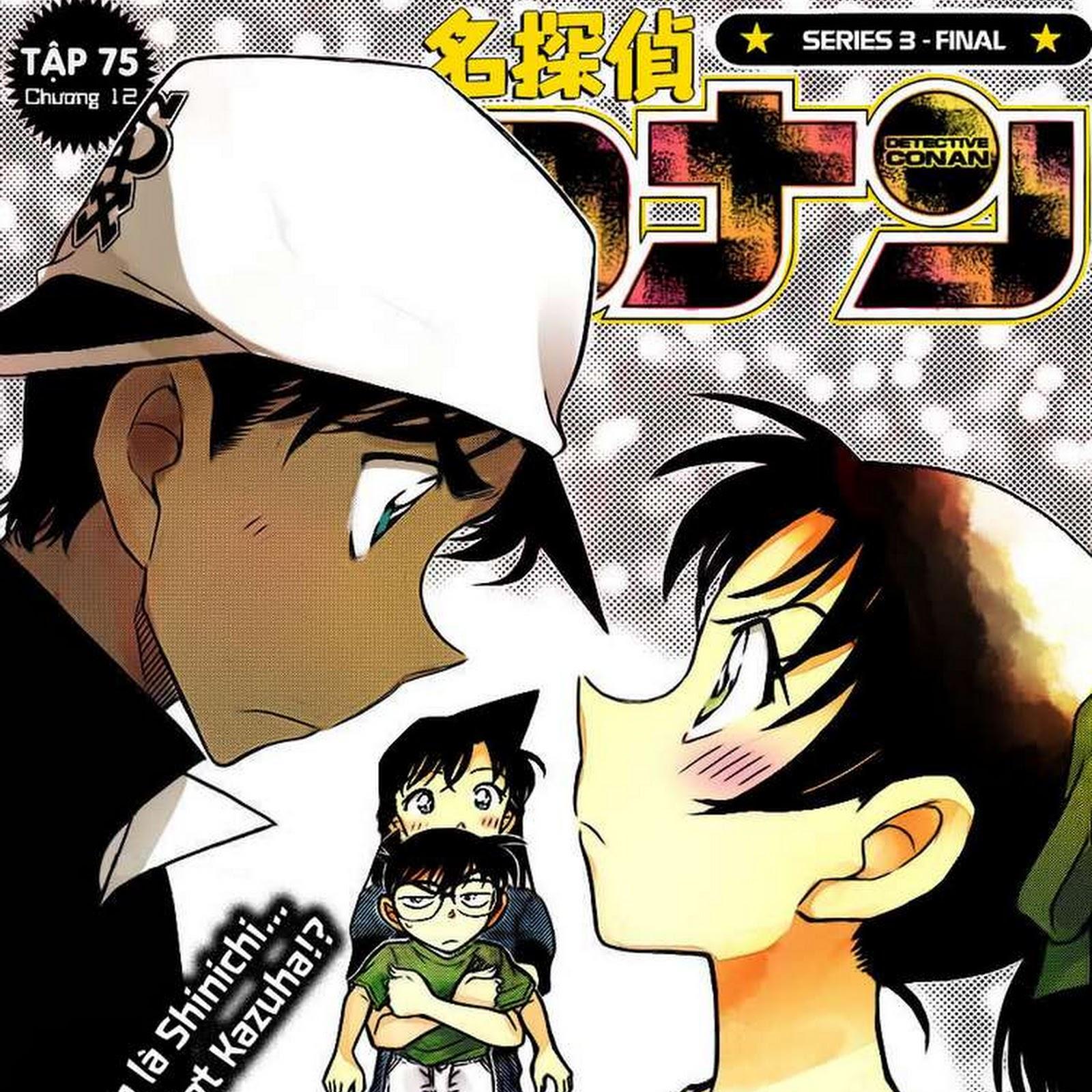 Truyện tranh Conan - Chap 786