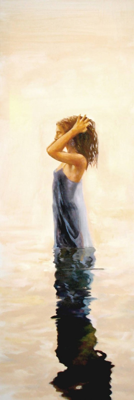 Tomás Taure Alonso 1944 | Spanish Figurative painter | Moments