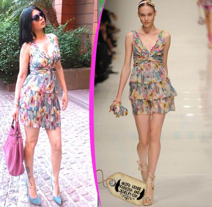 haifa wehbe fashion and jewelry july 2013 holidays oo