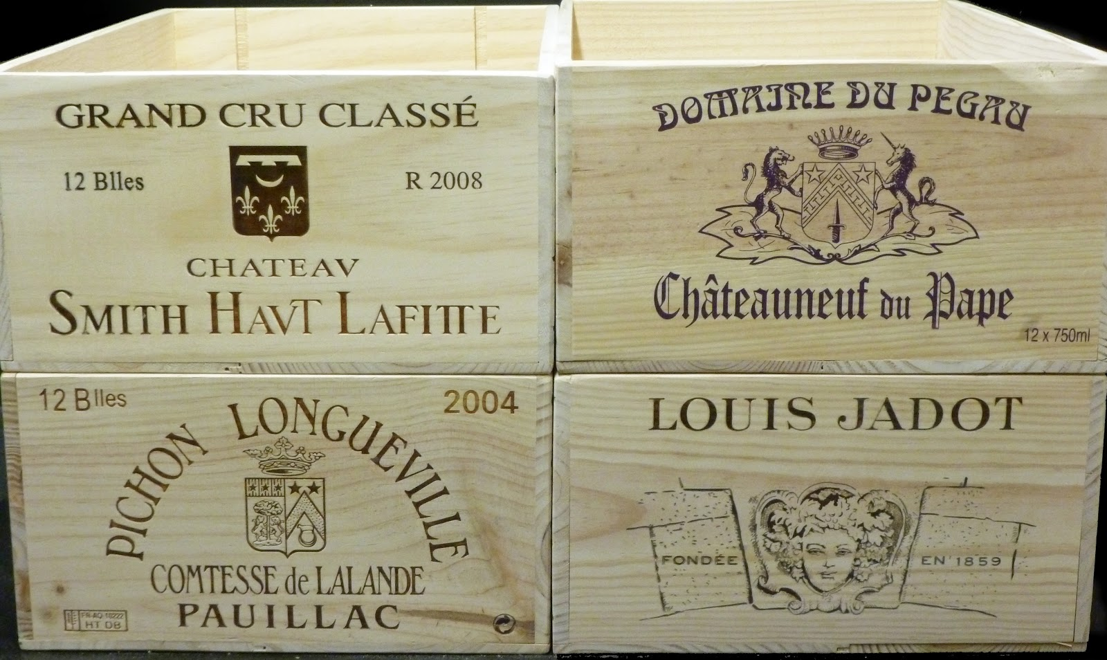 Wooden Wine Boxes & Wine Crates: All About Wooden Wine Crates (OWCs)