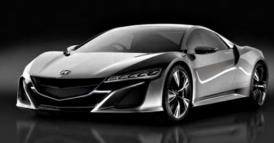 Honda NSX Production Version Leaks - Interior Revealed
