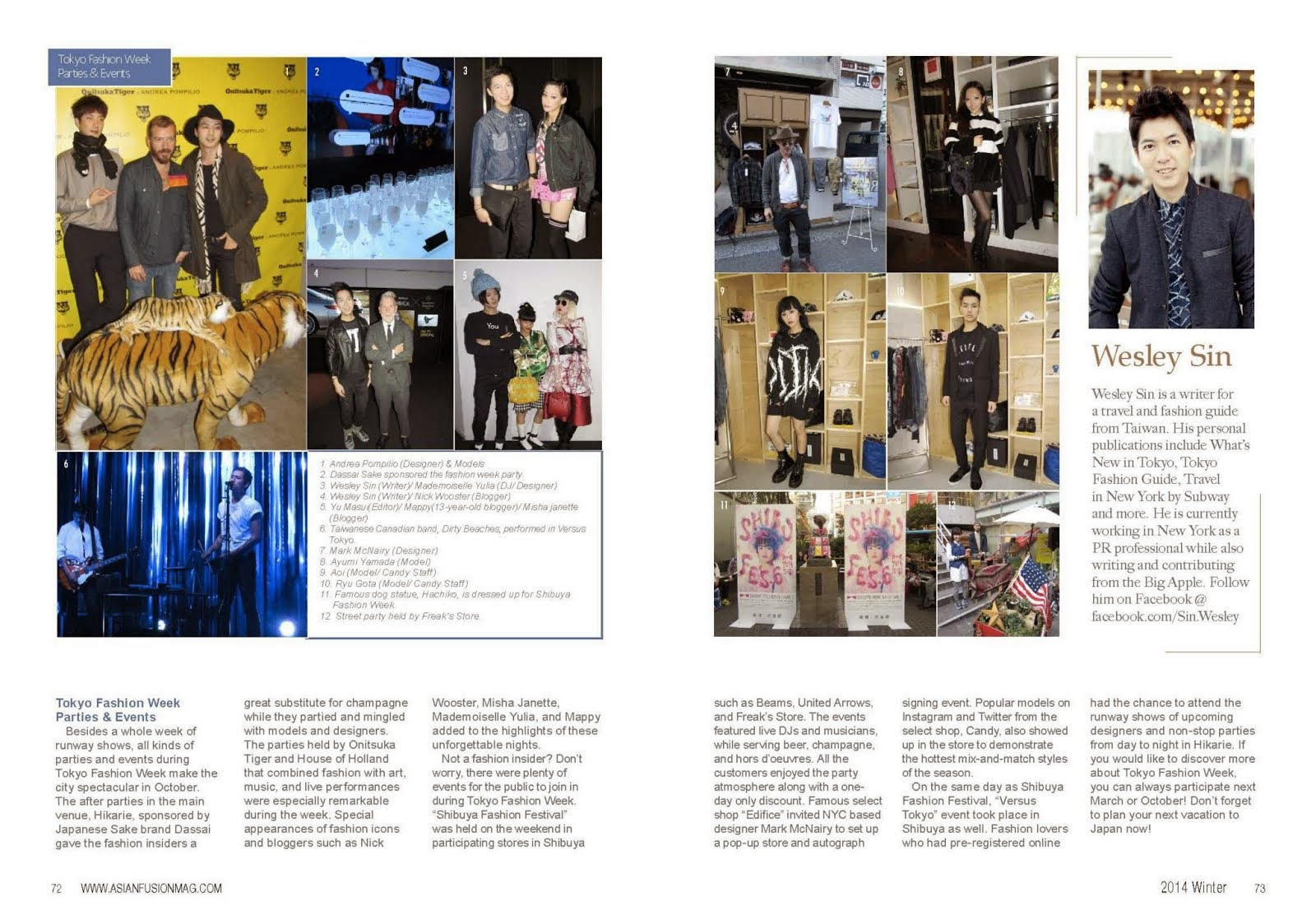 Asian Fusion Magazine USA