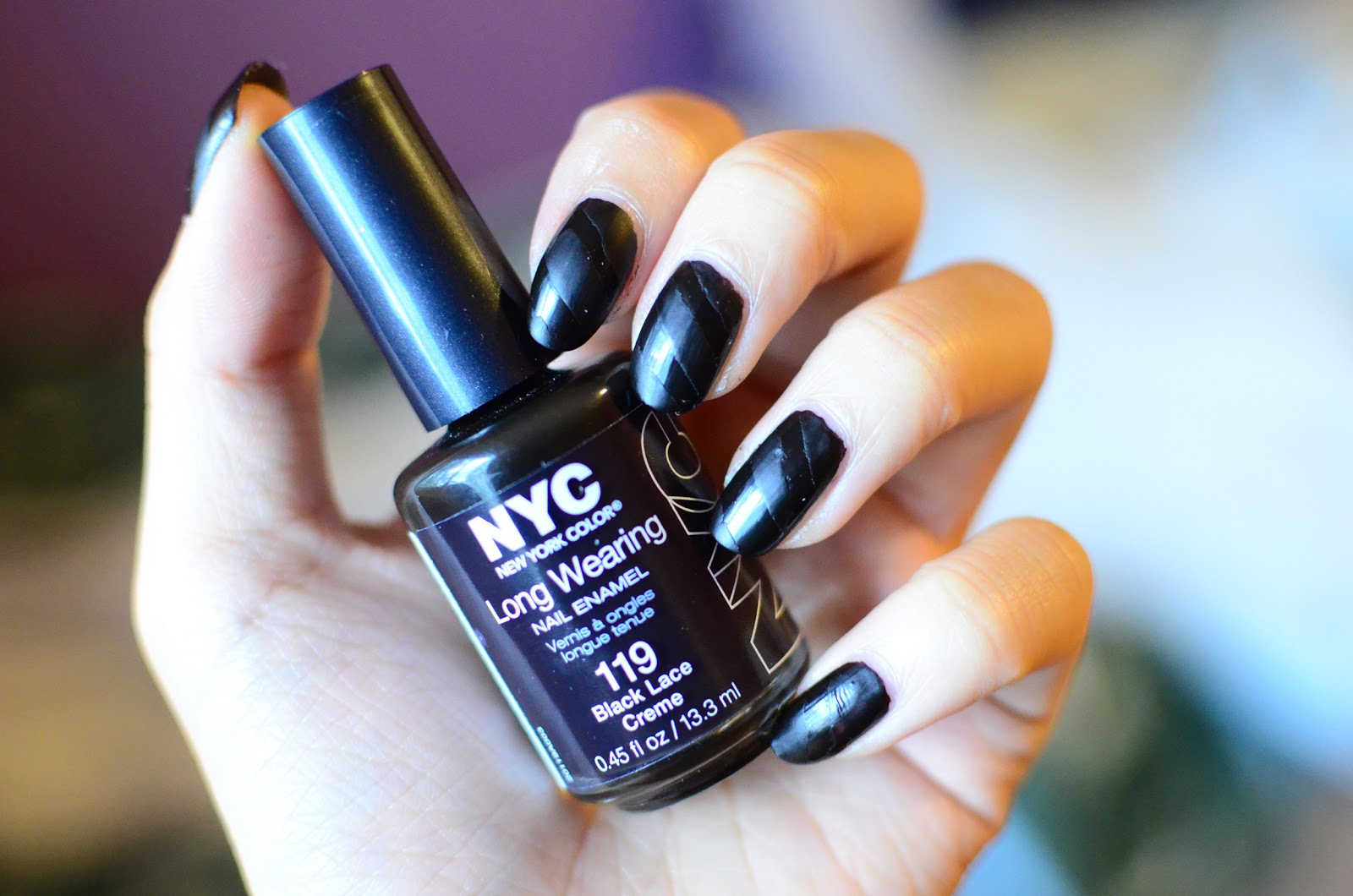 fun size beauty: New York Color Long Wearing Nail Enamel in 119 ...