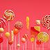 Google Android Lollipop Version 5.0 with New Features