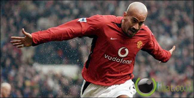 Juan Sebastian Veron (Manchester United ke Chelsea)