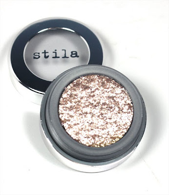Stila's NEW Magnificent Metals Foil Finish Eye Shadow