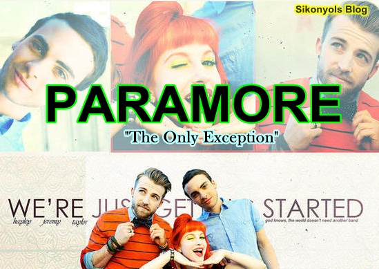 Paramore – The Only Exception Mp3 Download