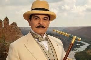 "Hercule Poirot ""David Suchet"" magnifique interprétation."