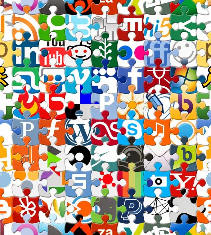 Puzzle Social Website