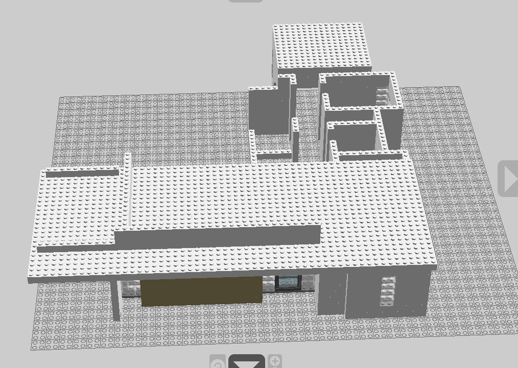 austin cubed: We've started to build our house! on microsoft house designer, home designer, lego building,