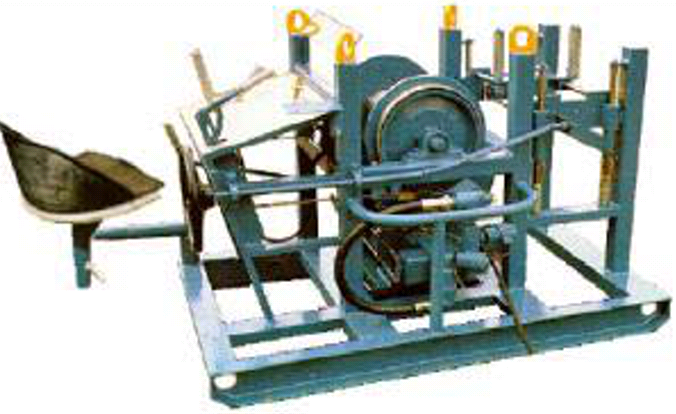 Single drum slickline winch unit