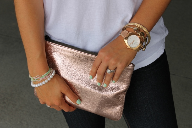 What Color Shirt To Wear With Rose Gold Jewelry Jewelry Ideas