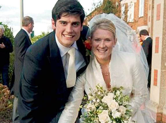 alastair cook wife photos and imagesthe cricket profile