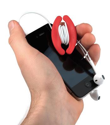 Creative and Cool Headphones and Earphones Cord Organizers (15) 7
