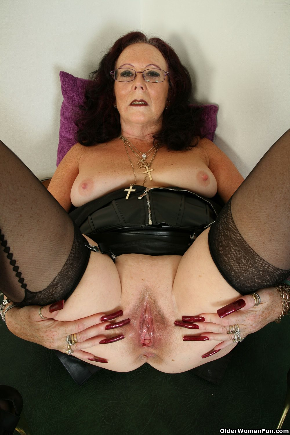 Multiple bbw trampling