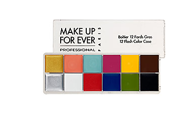 Make Up For Ever 12 Flash Color Case, Make Up For Ever, Make Up For Ever makeup palette