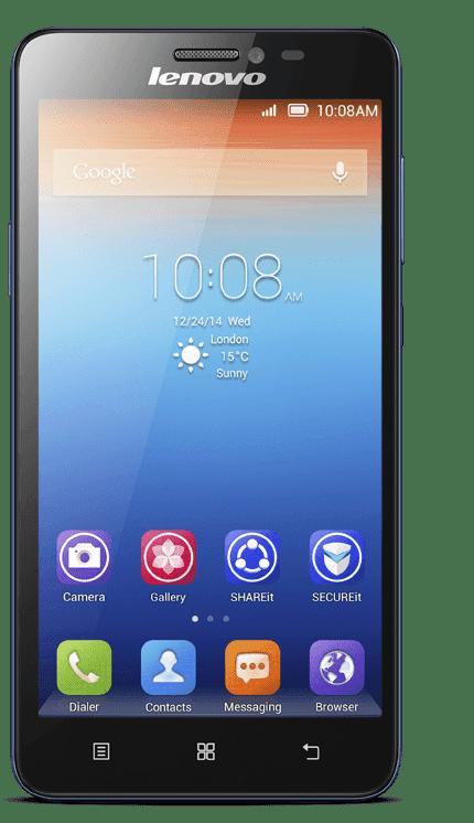 Smartphone Lenovo S850 Dark Blue