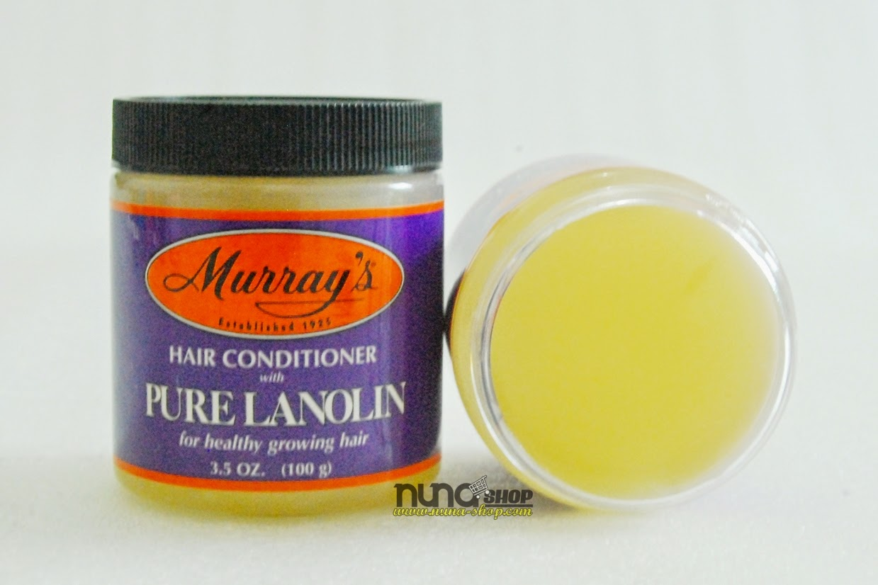 Hair Conditioner with Pure Lanolin 4oz