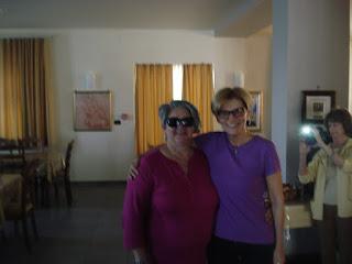 Me & Mirjana in Medjugore Bosnia