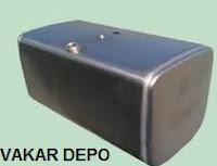 Vakar Depo-Düzce yakıt deposu imalatı