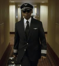 Flight Movie starring Denzel Washington.