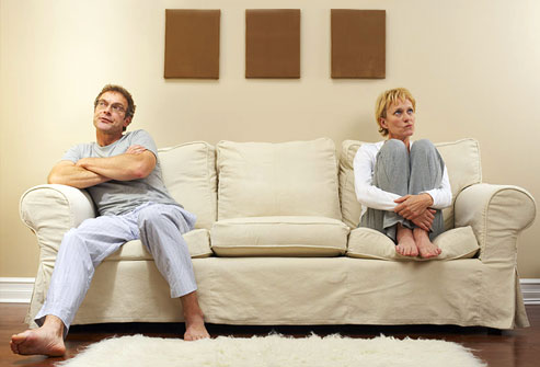 Unresolved relationship problems are one of the most common killers of sex ...