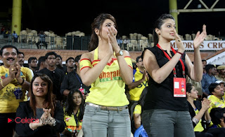 Tamil Actresses Pictures at CCL 3 Chennai Rhinos Vs Bengal Tigers Match Pictures  0024.jpg