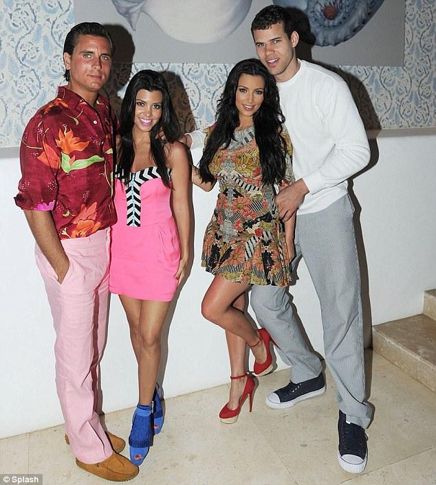 kim kardashian boyfriends